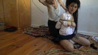 Kinbaku Bondage – Me Suffering In Rope + Shared An Intensive Moment