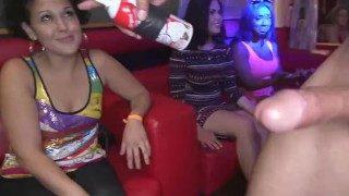 Bachelorette Party Reverse Party Gangbang