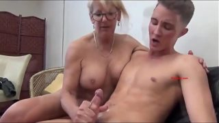 Aroused Teacher Fucking Young Dick