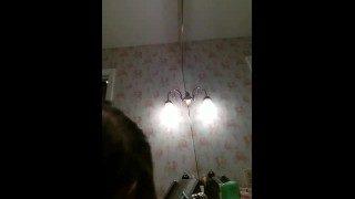 Cheerleader Bathroom Sextape Webcam Tall